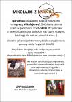 Czytaj więcej: Mikołajki 2016 - zaproszenie